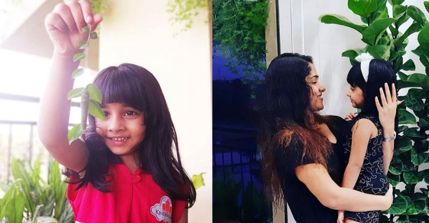 actress-muktha-post-a-photograpg-of-daughter-kiyara
