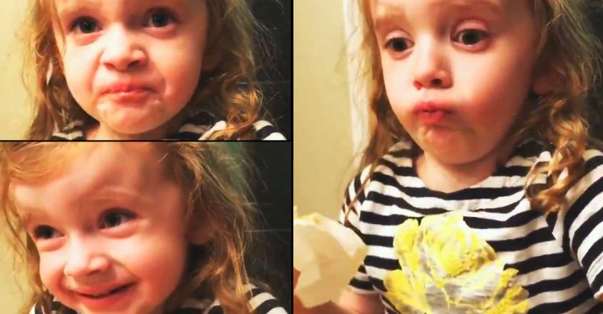little-girl-pretends-that-she-like-moms-cooking-viral-video