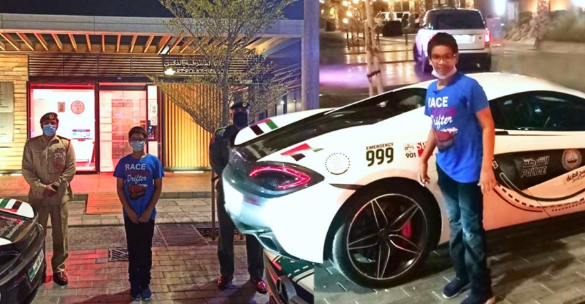 dubai-police-super-car-review-by-rohith-menon-ro-vlogs