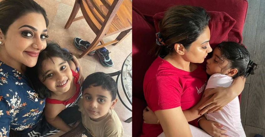rimi-tomy-post-a-cute-photo-with-muktha-s-daughter
