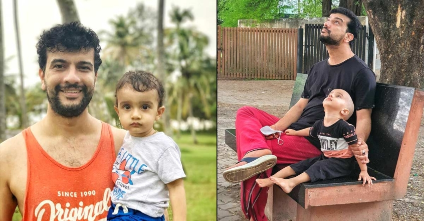 ramesh-pisharody-post-a-photo-with-son-and-viral-caption