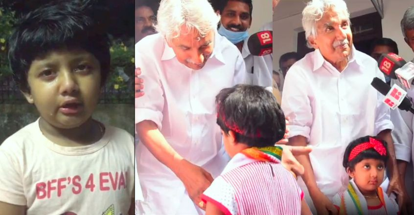 little-girl-viral-video-crying-for-see-ommen-chandy