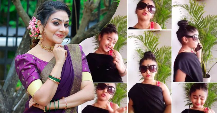 rimi-tomy-and-muktha-share-a-funny-video-of-kanmani