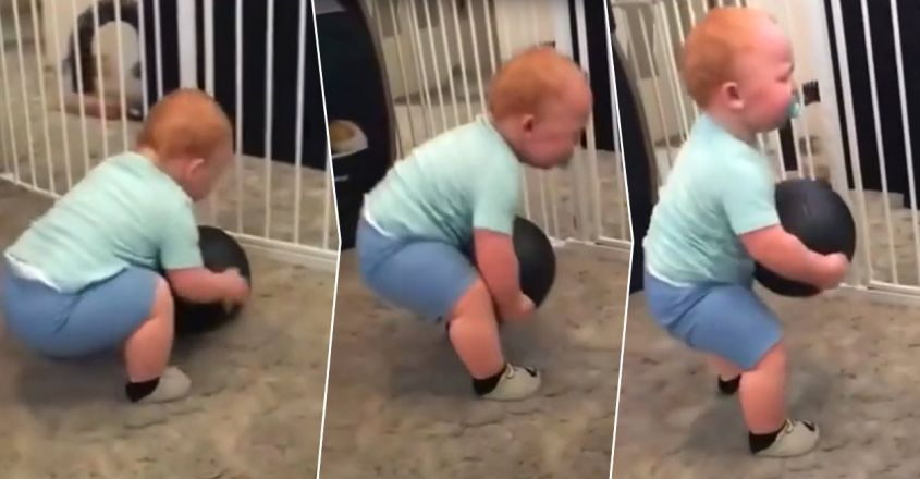 one-year-old-toddler-lifts-six-kg-medicine-ball-viral-video