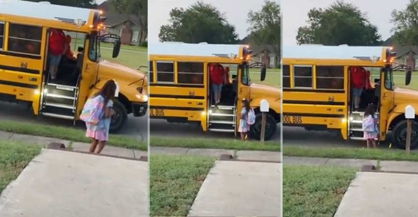 visually-impaired-girl-boards-school-bus-on-her-own-for-the-first-time