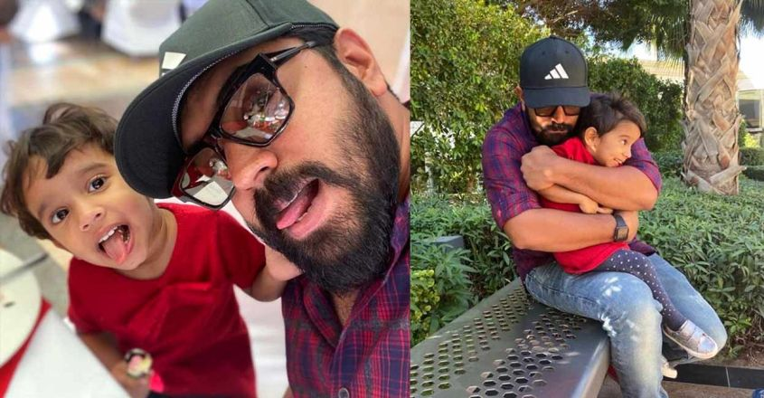 nivin-pauly-post-daughter-s-day-wish-to-his-dughter