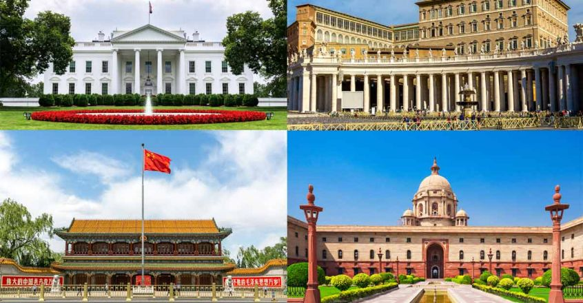 official-residences-of-various-heads-of-state