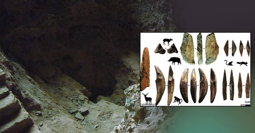 48000-year-old-arrowheads-discovered-in-fa-hien-cave-sri-lanka