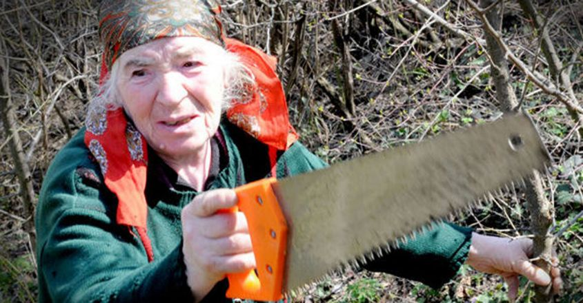 woman-and-garden-spade-cut-off-the-internet-for-an-entire-country