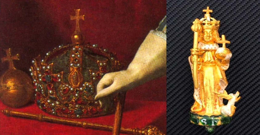 amateur-treasure-hunter-kevin-unearths-missing-centerpiece-of-henry-VIII-s-crown