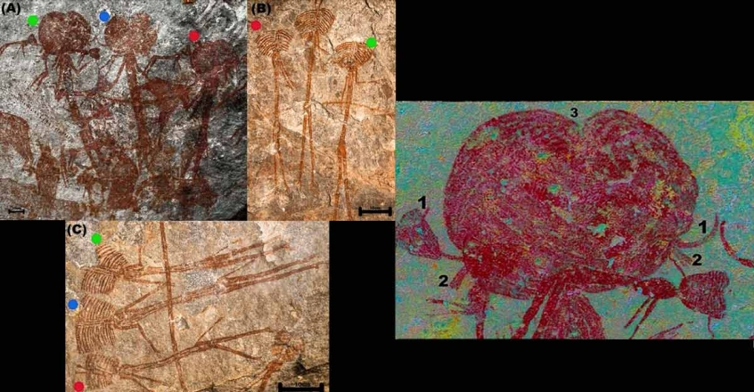 hundreds-of-years-old-spooky-paintings-discovered-in-a-rock-shelter-in-tanzania