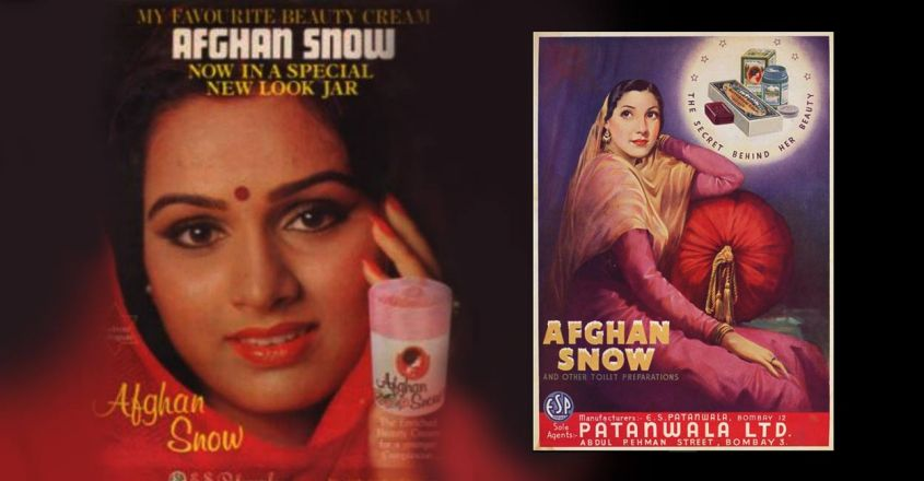 afghan-snow-indias-first-beauty-cream-was-christened-by-a-king