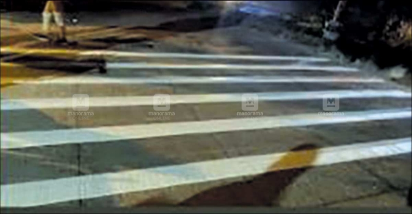 thermo-marking-road