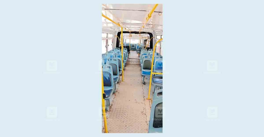 kollam-bus-inside