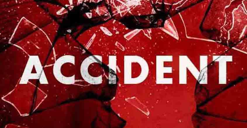trivandrum-car-accident
