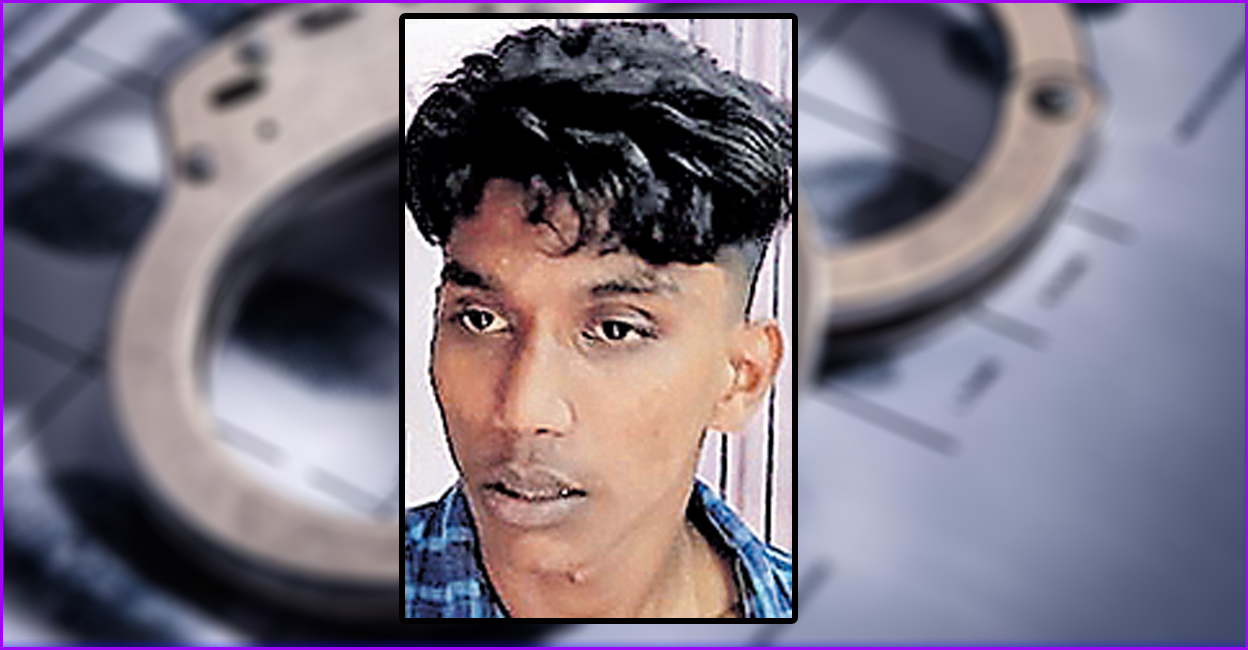 Love request rejected;  Young man arrested for threatening to return home at night  Thiruvananthapuram News |  Thiruvananthapuram News |  Thiruvanathapuram News |  Corona |  Kovid |  Election News |  Election Result |  Around |  മലയാള മനോരമ |  Coronavirus Updates |  Covid 19 News Today |  District News |  Malayalam Regional News |  Election News |  Chuttuvattom