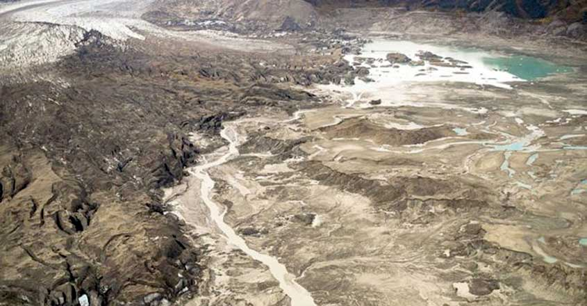| An entire river in Canada vanished in four days