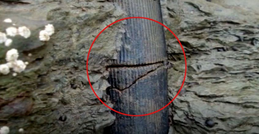 150,000-Year-Old Pipes Baffle Scientists in China