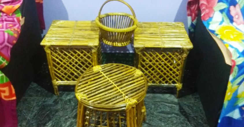 Tribals Are Making Eco-Friendly Furniture Using Lantana Weed
