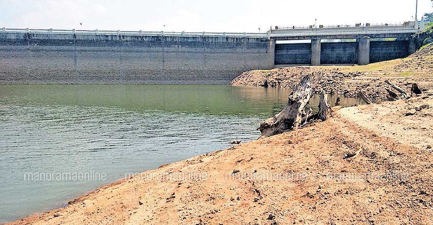 Water levels in reservoirs decline to alarming levels