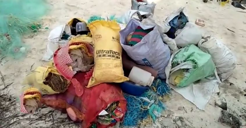 Environment Conservation in Lakshadweep