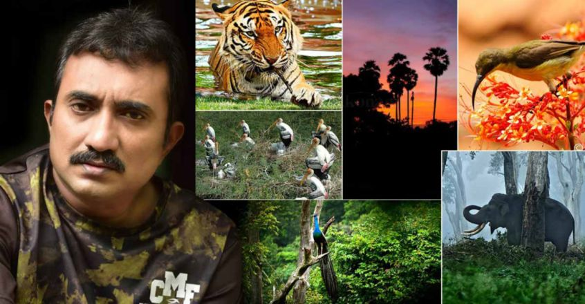 This wildlife photographer Biju Karakkonam is 'BET'ing for a better world
