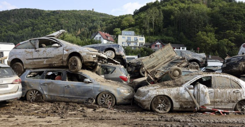 Germany grapples with flood aftermath