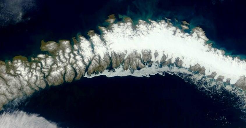 Melting Arctic Has Revealed 5 New Islands