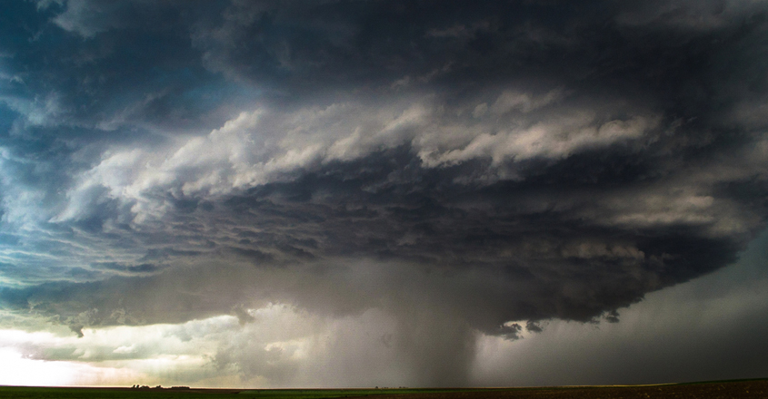 climate change leads to more frequent thunderstorms