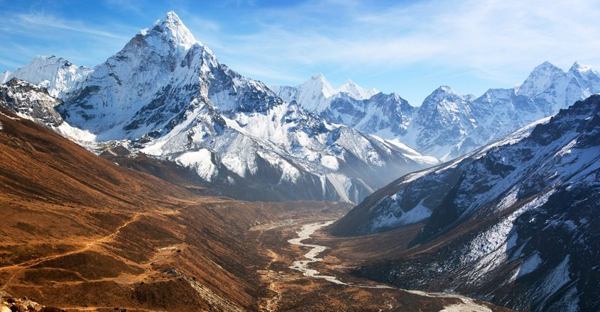 Himalayan glaciers melting at alarming rate