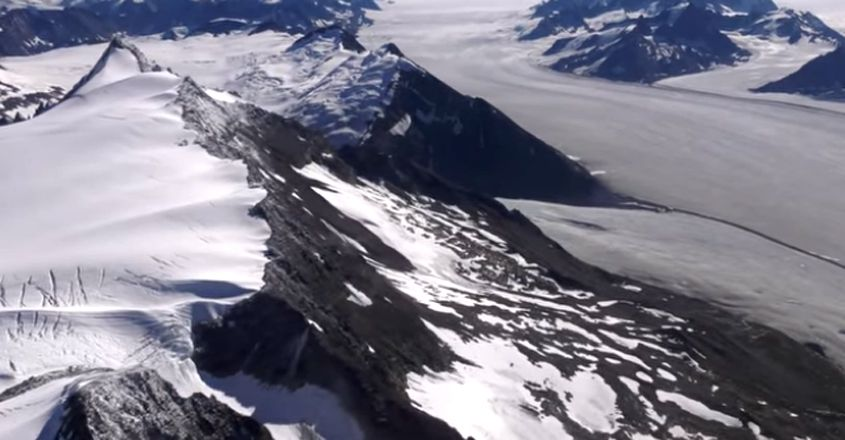 Earth's Glaciers Will Change Your Perspective of The Past 50 Years
