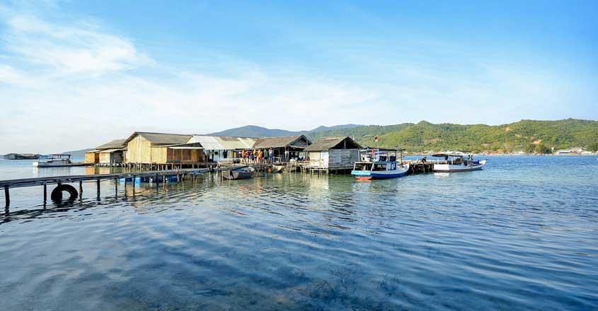 Sinking Shoreline Threatens Coastal Communities in Indonesia
