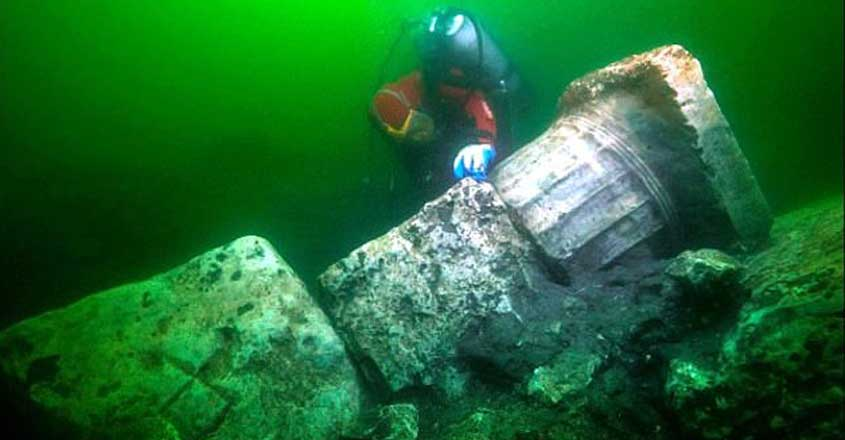 Countless Treasures Discovered in Egypt's Sunken City of Heracleion