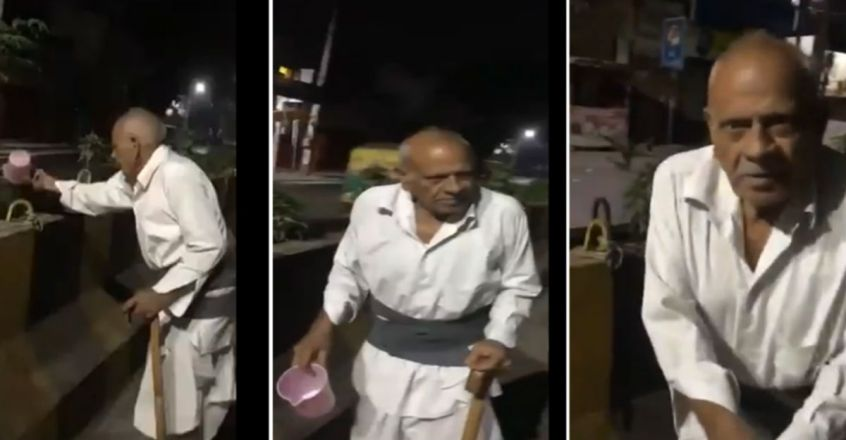 91-year-old Gurgaon man waters plants every morning despite backache