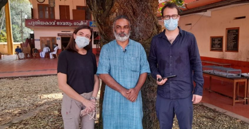 Interview with Environmentalist and Tree Doctor Binu Kottayam
