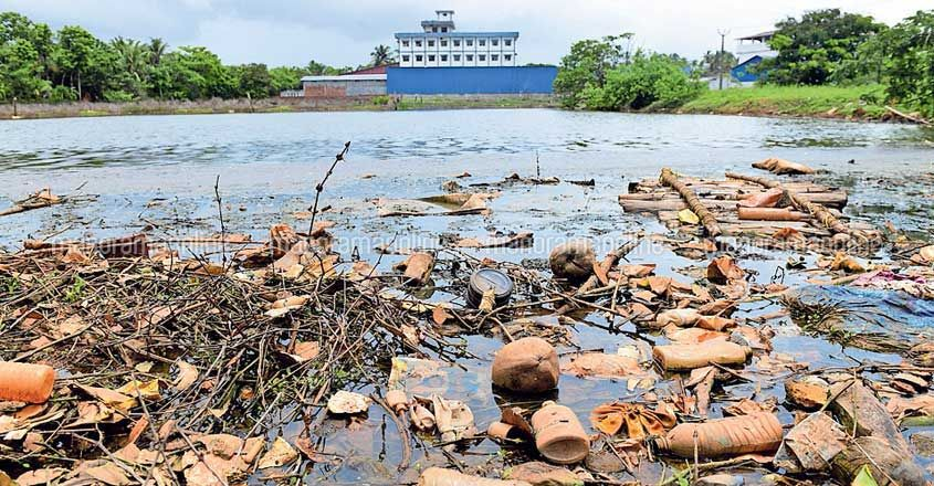 Depleting water resources in Kannur