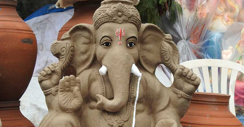 Eco-Friendly Ganpati Idols