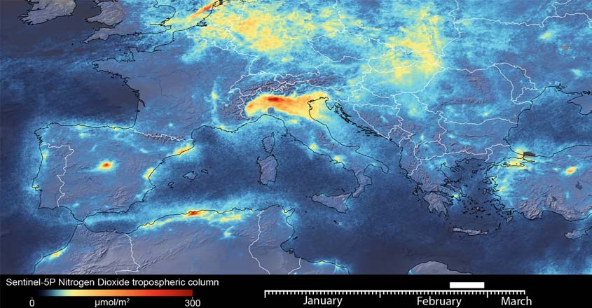 Covid-Air-pollusion