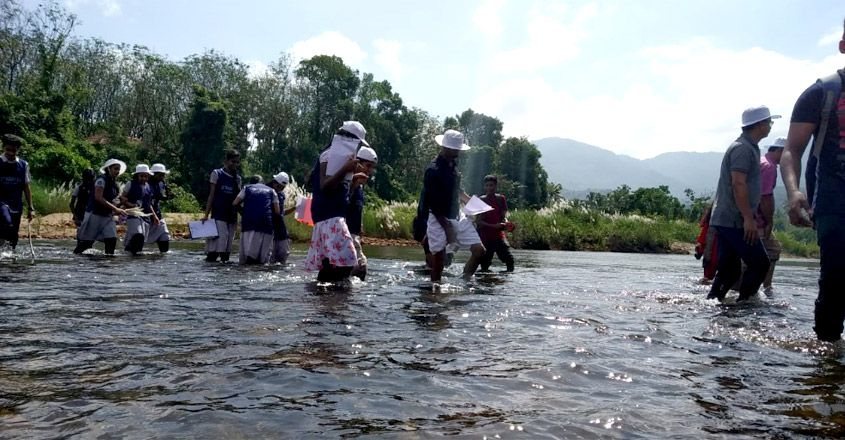 In Kerala, a people's movement brings back to life Baveli River