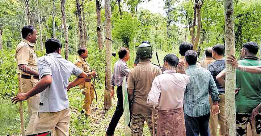 Forest Officials