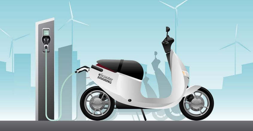 electric-scootter