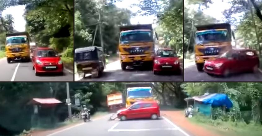 tipper-and-car-accident