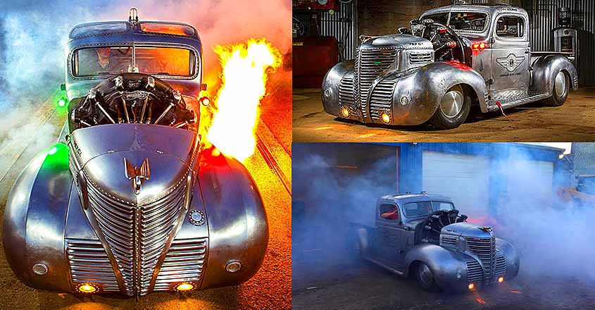 airplane-engine-1939-plymouth-pickup