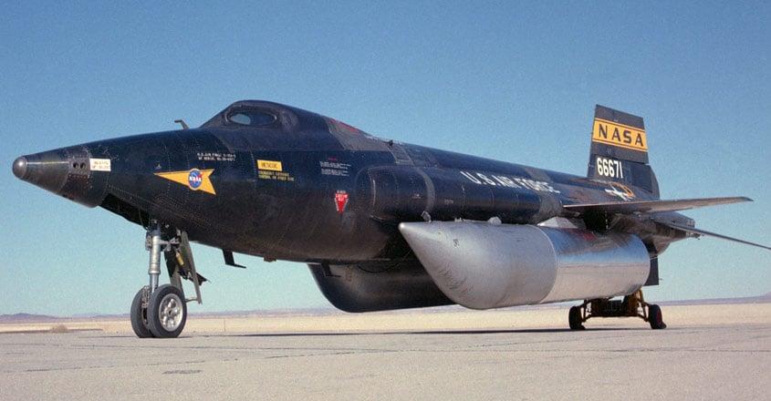 north-american-x-15