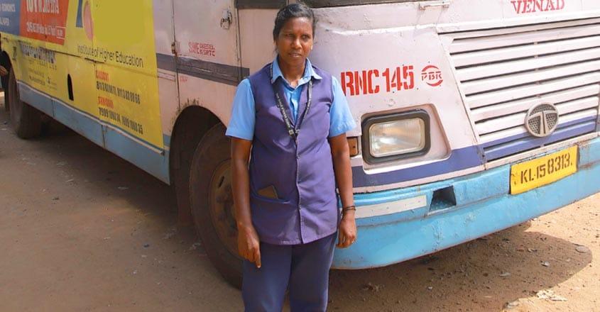 ksrtc-women-driver