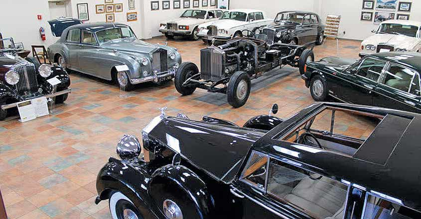 rolls-royce-car-museum