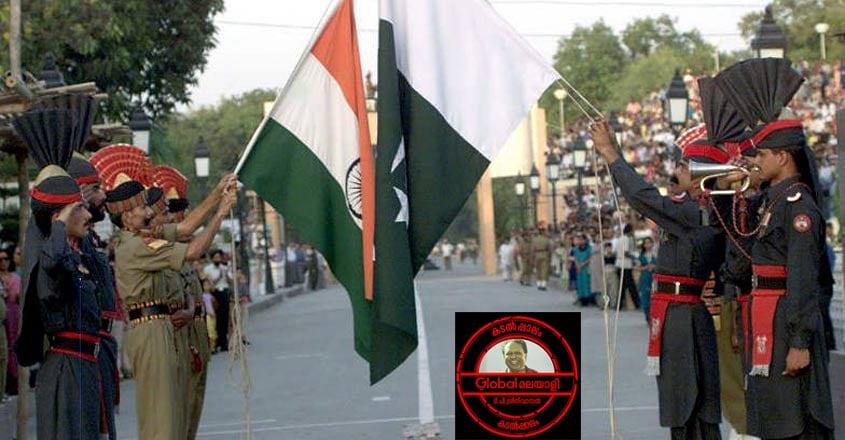 india-pak-border