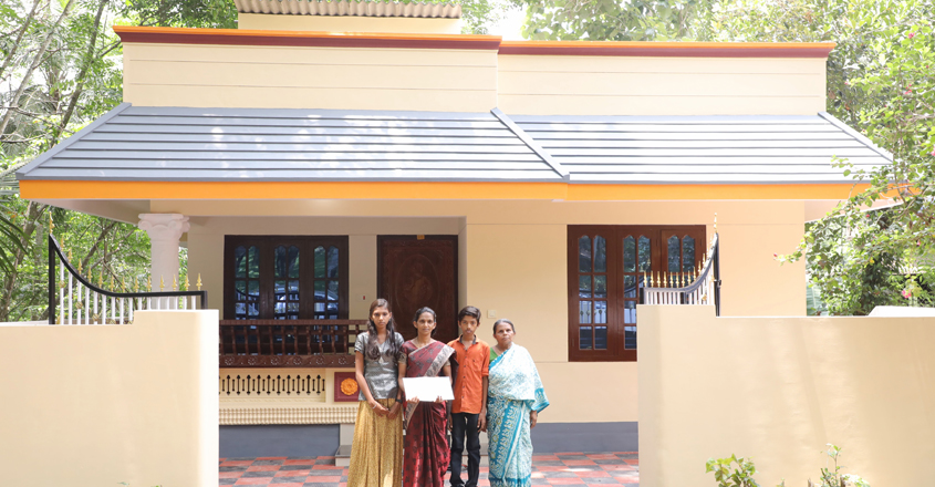 sindu-new-home