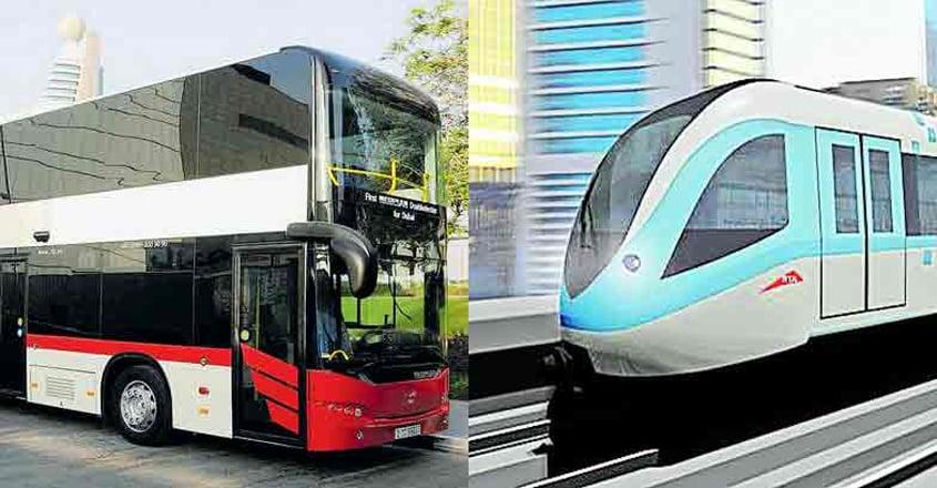 dubai-metro-bus