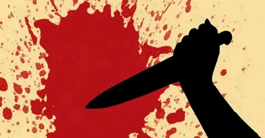 Drunk man slashes wife's throat, stabs his sister